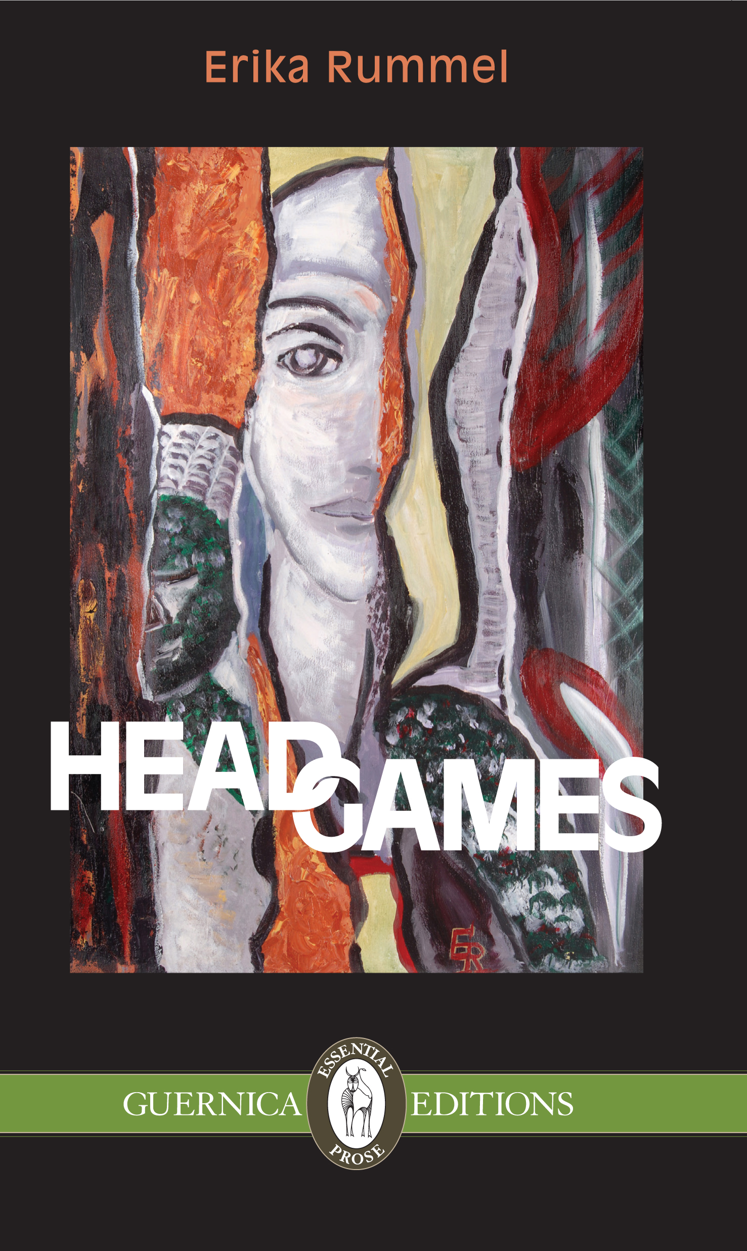 About Head Games, Novel by Erika Rummel